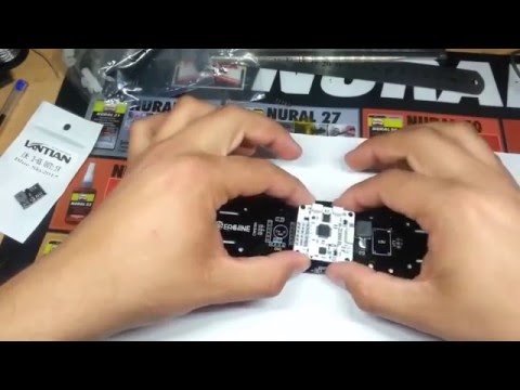 Montaje Drone QAV250 Parte 2- PDB
