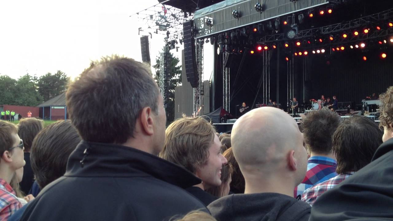 Download Bruce Springsteen and the E Street Band - Ain't Good Enough For You. Valle Hovin, Oslo. 21 Juli 2012