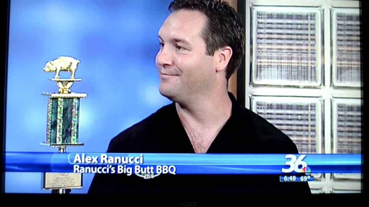 Alex On Wcnc With Larry Sprinkle Youtube