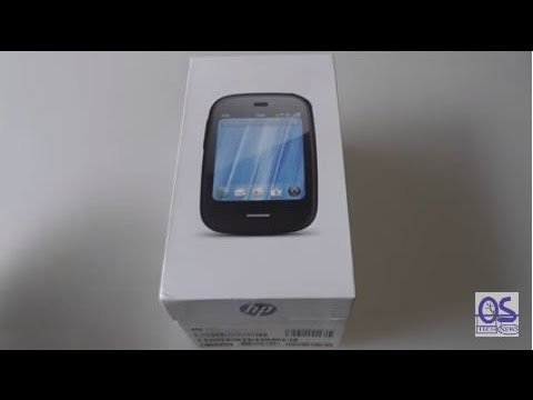 Retro Unboxing: HP Veer 4G - Smallest Smartphone?!