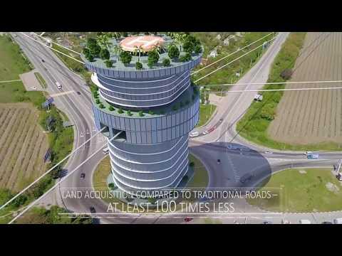 SkyWay 2018 - Innovative Transport - Amazing Technology & Invention