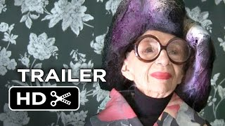Iris Official Trailer 1 (2015) - Iris Apfel Documentary HD