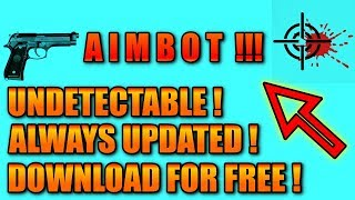 🔥CS GO HACK AIMBOT 2018 DOWNLOAD FREE UNDETECTABLE
