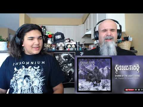 Dissection - Thorns of Crimson Death (Patreon Request) [Reaction/Review] mp3