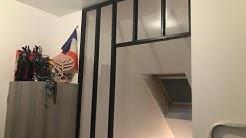 Verrière bois fait maison 'Make canopy wood' #DIY