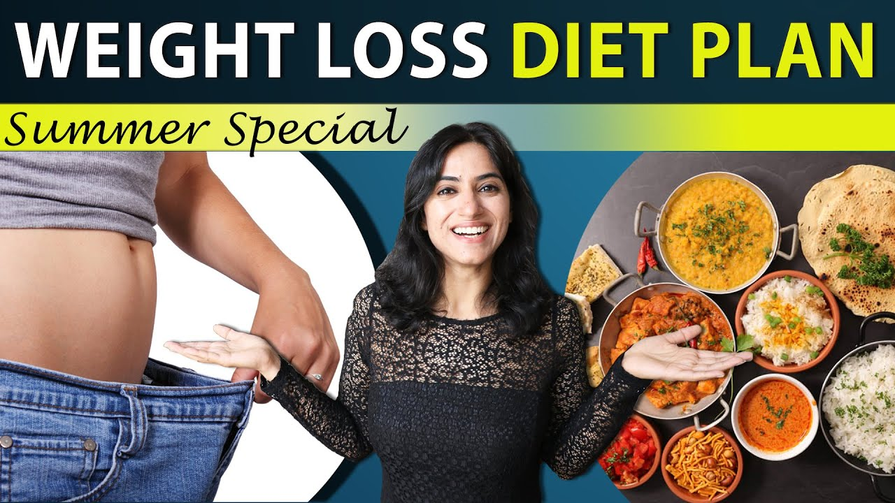 Summer special Weight Loss Diet Plan   By GunjanShouts