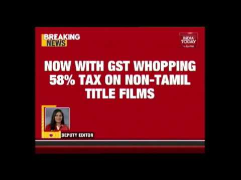 Tamil Film Producers Protest Massive Hike In Tax