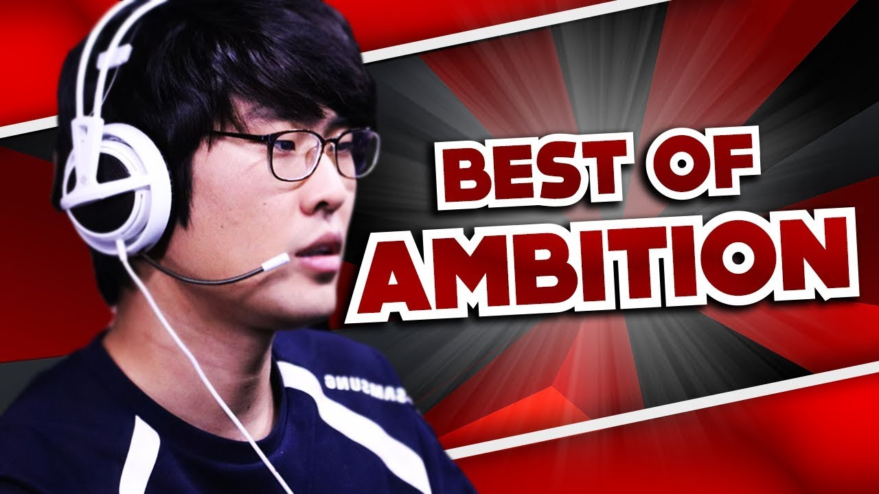 Best Of Ambition - The World Champion | League Of Legends
