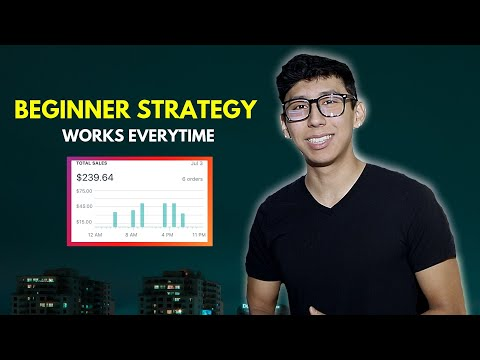 easy-$200/day-shopify-strategy-|-2019-beginner-dropshipping-guide-step-by-step