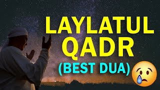 Most POWERFUL DUA TO MAKE IN THE LAST 10 DAYS OF RAMADAN