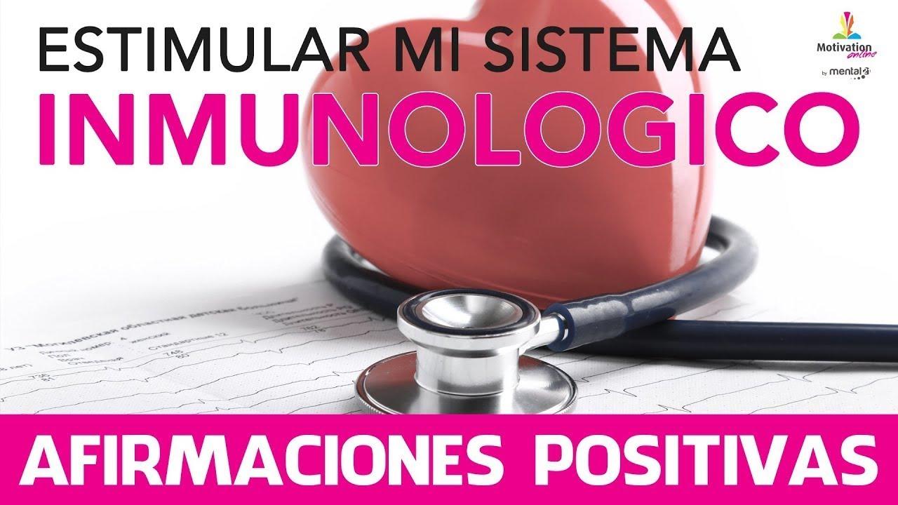 Como recuperar sistema inmunologico