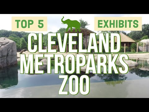 Cleveland Metroparks Zoo - Top 5 Exhibits