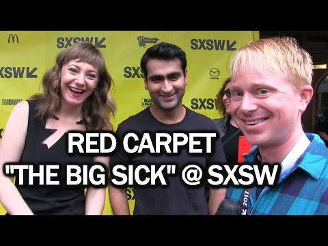 "Joe Does Red Carpet Interviews for ""The Big Sick"" at South by Southwest"