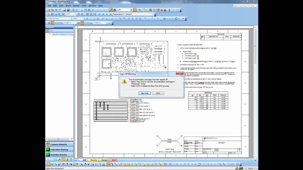 Revision control in blueprint pcb youtube revision control in blueprint pcb malvernweather Image collections