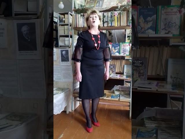 Изображение предпросмотра прочтения – НатальяЛавриненко читает произведение «О, как убийственно мылюбим…» Ф.И.Тютчева