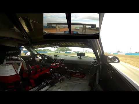 PCA Sebring 2018 Sprint Race 2 Cayman #777