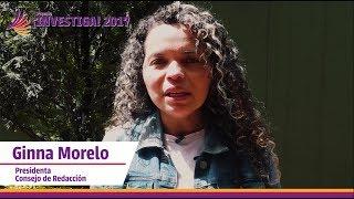 Premio Investiga 2017 / Invitación de Ginna Morelo