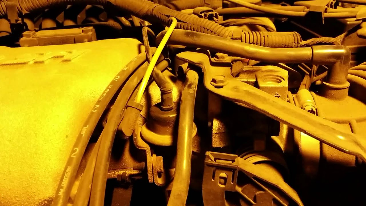 Fuel Smell Pontiac Grand Am Heres The Fix Youtube Emmison Pontica Engine Wiring Diagram