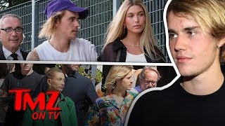 Justin Bieber & Hailey Baldwin Are Basically Married! | TMZ TV