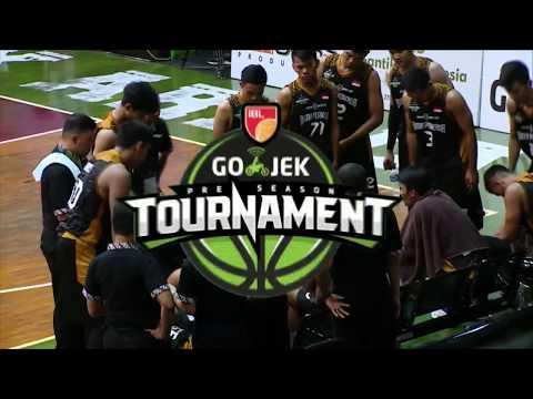 Stream IBL GOJEK Tournament 2018  Pacific Caesar Surabaya vs Bank BPD DIY Bima Perkasa Jogja