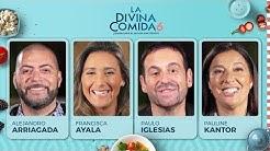 La Divina Comida - Alejandro Arriagada, Francisca Ayala, Paulo Iglesias y Pauline Kantor