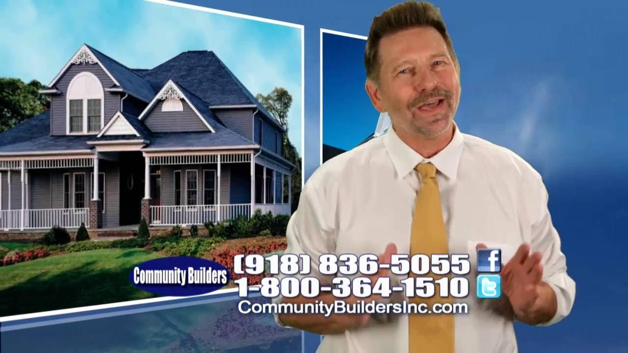 Metal Roofing Tulsa : Community Builders 25% Off Metal Roofing