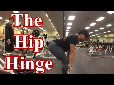 How to Hip Hinge (Protect Your Low Back)