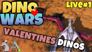 ARK SURVIVAL EVOLVED DINO WARS IS LIVE! JOIN FOR FREE XB1 PS4