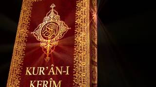 Kuran-ı Kerim kitap animasyonu