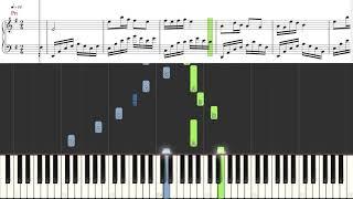 [Piano Tutorial] Jing Hong Yi Mian | 驚鴻一面 - Vae, Yellow Zero | 許嵩, 黃齡