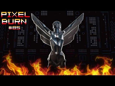 PIXEL BURN - The Game Awards 2016 Super Omnibus Extravaganza