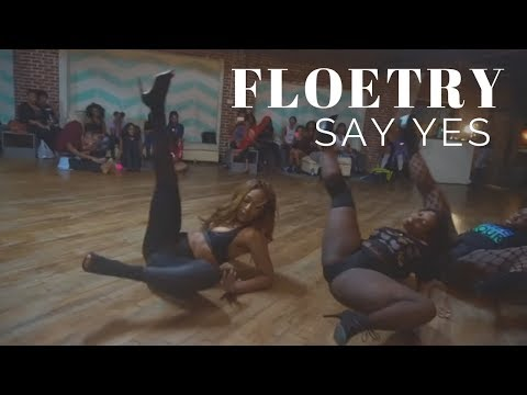 Floetry- Say Yes Choreography by Trinica Goods