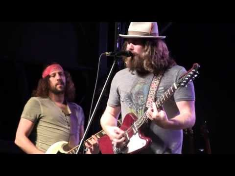 The Sheepdogs - Who - Live Sept. 5, 2013.  Amhertstburg, Ontario