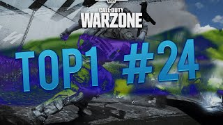 CALL OF DUTY WARZONE #24 | ТОП 1 | РАБОТАЕТ СПЕЦНАЗ