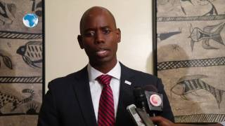 CEO Paul Muthaura brief on a round table discussion on policy proposal