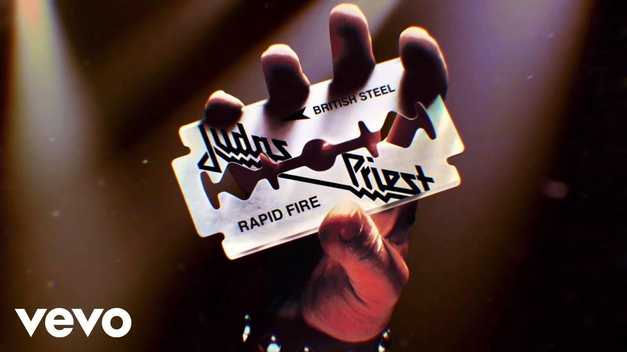 Download Judas Priest - Rapid Fire (Official Audio)