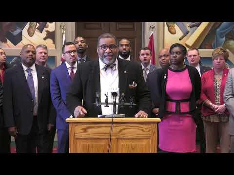 The Missouri Legislative Black Caucus discusses Black History Month and upcoming legislation