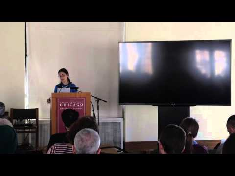 PANEL 1: The Assyrian Genocide and the Century After   Alda Benjamen
