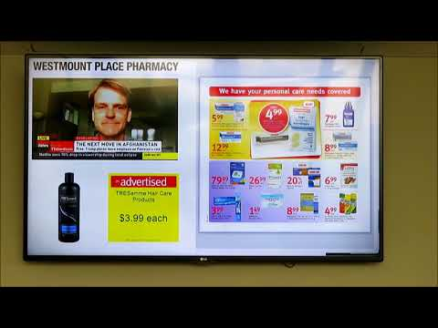 Westmount Place Pharmacy, Waterloo, Ontario, Canada