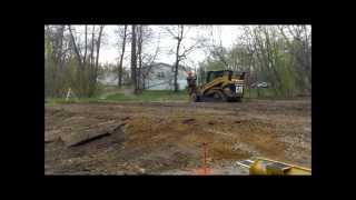 Dirt Cheap Excavating Llc Pole Barn Grading And Batter Boards