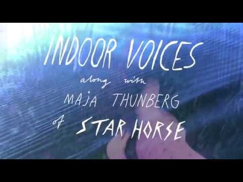 "Indoor Voices - ""Say"" ft Maja Thunberg"