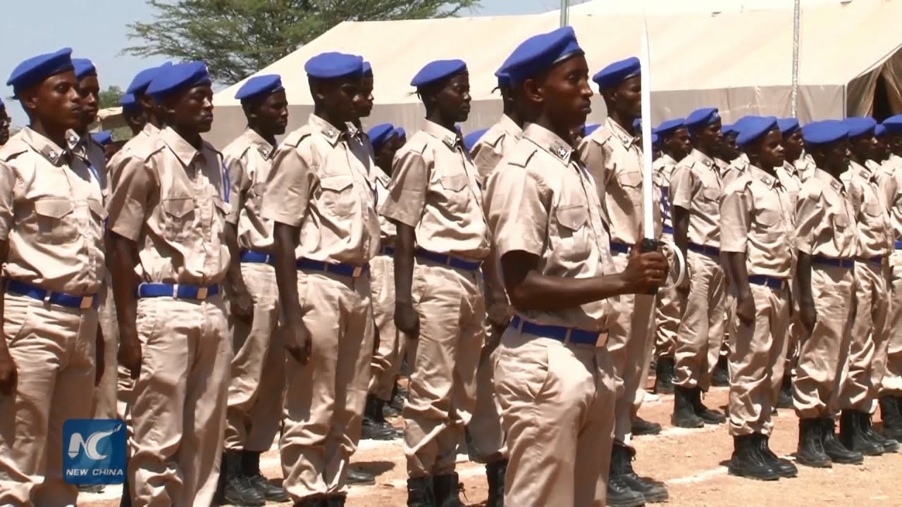 African Militaries/ Security Services Strictly Photos Only