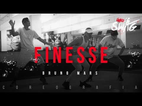 Finesse - Bruno Mars | FitDance SWAG (Choreography) Dance Video