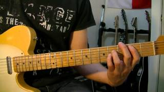 George Harrison   Got My Mind Set On You   Guitar Cover HD