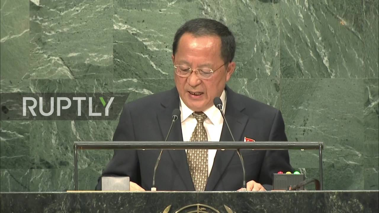 UN: Nuclear arms 'righteous self defence measure' - North ...