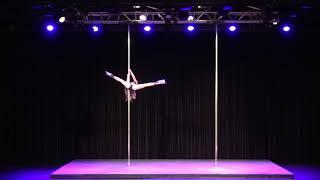 2019 US Pole Dance Championship Amateur Division - Brandy Sweet