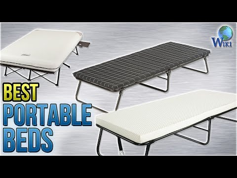 10 Best Portable Beds 2018