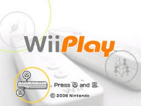 50TH FREEPLAY! Wii Play (FreePlay)
