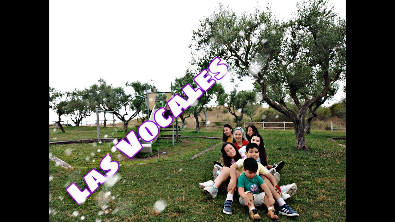 Download Las Vocales (Inédita Raquel Colón)