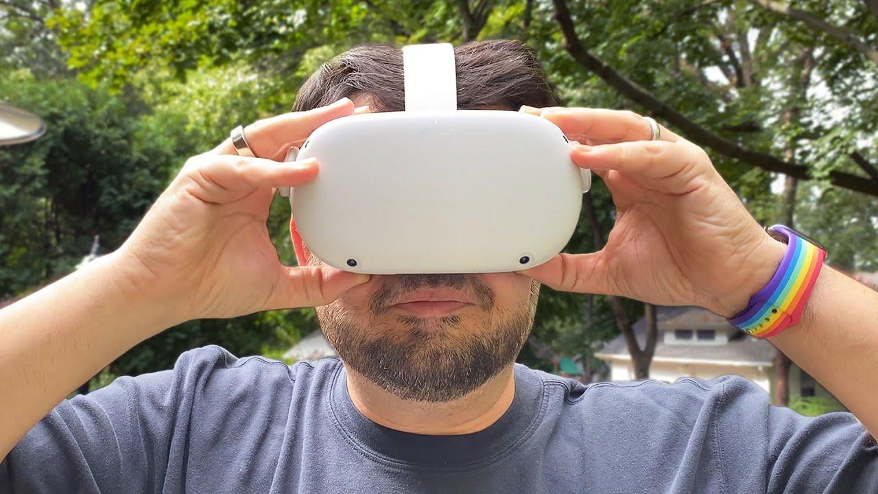 Oculus Quest 2 review: better, cheaper VR